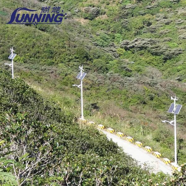 供应长期供应风光互补路灯100W