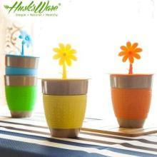 供应儿童节礼品纤维居家木质创意水杯带盖马克杯咖啡牛奶杯情侣杯包邮批发