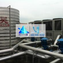 宾馆/酒店空气能热泵热水机供应商,酒店中央热水系统安装公司批发