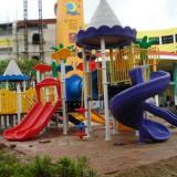 供应工程塑料滑梯 儿童游乐滑梯