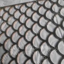 供应10MM板鱼纹型不锈钢镂空不锈钢隔断  不锈钢隔断屏风专业厂家图片