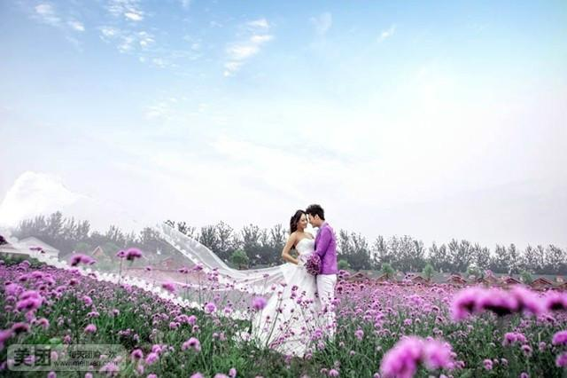 供应呼和浩特外景婚纱照图片