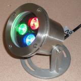LED大功率水底灯图片