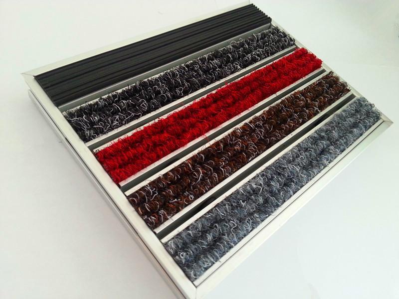 铝合金防尘地垫除尘地毯铝合金地毯防尘地垫铝合金除尘地垫铝合金防尘地毯苏州辰雨工程材料有限公司