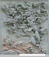 石壁画厂家图片