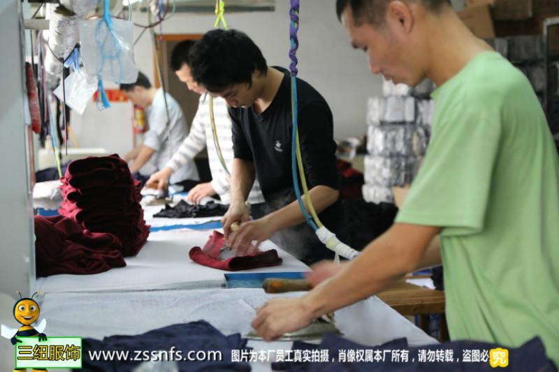 中山小榄竹纤维居家服厂女士时尚休闲长袖竹纤维居家服套装