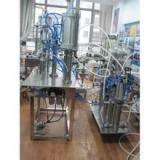 供应辽宁半自动聚氨酯发泡胶灌装设备