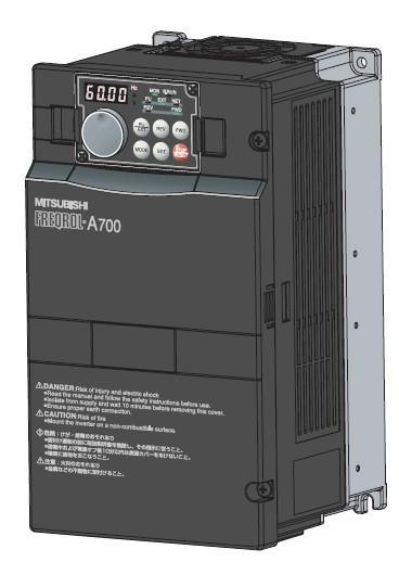供应深圳三菱A700系列变频器图片