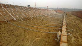 供应大跨度新型温室大棚建造公司图片