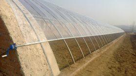 供应北京钢管温室建造图片