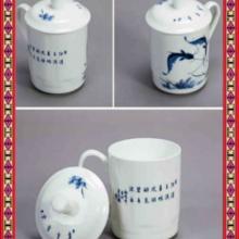 供应陶瓷景德镇茶杯厂家 青花瓷礼品茶杯 茶杯批发