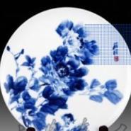 粉彩大富贵亦寿考瓷板图片
