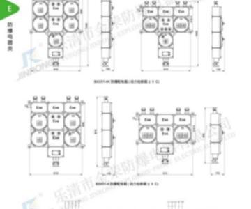 供应防爆配电箱(动力检修箱),BXX51系列防爆配电箱(动力检修箱)图片
