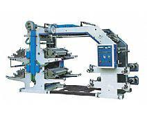 供应四色柔性凸版印刷机