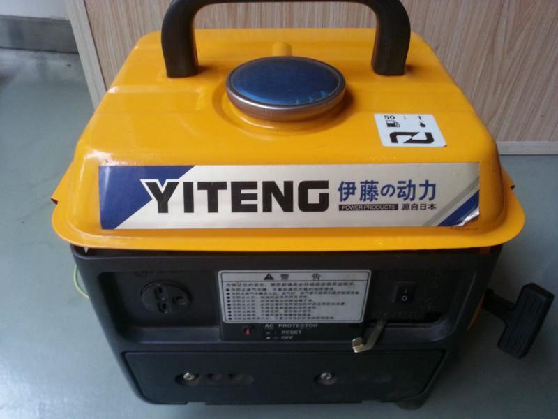 供应小型汽油发电机图片
