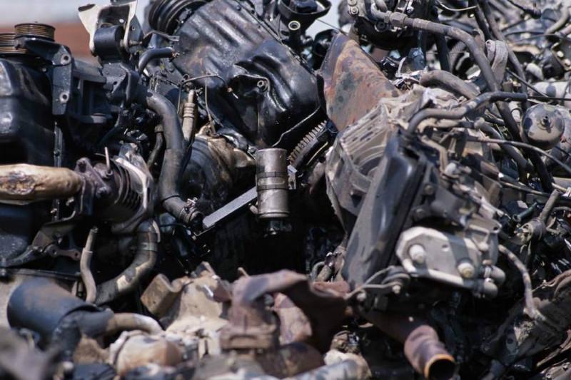 供应东莞回收废旧金属图片