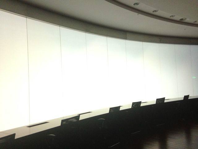 供应投影幕墙玻璃