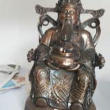 供应铜财神.铸铜财神.财神生产厂家