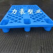 直销1210九脚托盘上海塑料托盘图片