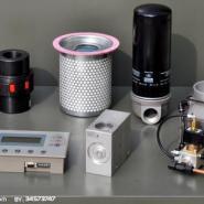 广西梧州空压机常用耗材配件批发图片