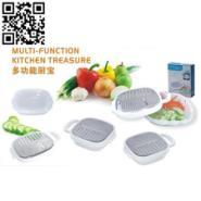 不锈钢多功能蔬菜刨丝器大厨勺图片