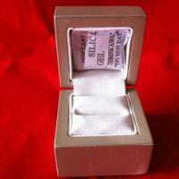 供应珠宝首饰盒戒指木盒高档礼品木盒定做