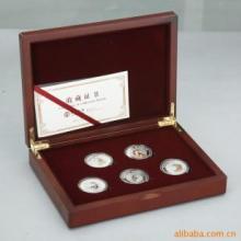 供应实木木盒多位金币纪念币纪念章木盒来样定做量大从优批发