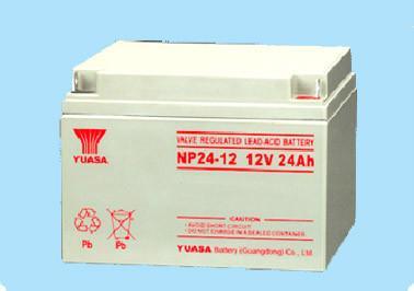 供应广西蓄电池-汤浅NP24-12蓄电池