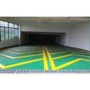 温州环氧防滑车库坡道地坪电话图片