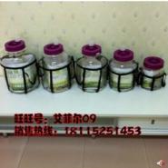 5L玻璃发酵罐10斤玻璃自酿瓶图片