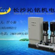 江苏金坛家用恒压变频供水设备厂家图片