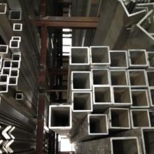 供应工业铝型材三角管及正方形方管 大型工业铝型材批发