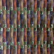 拱形水晶玻璃马赛克图片