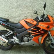 二手cb400摩托车图片