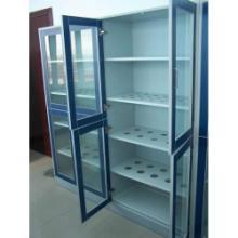 供应重庆实验室家具/陕西延安实验室全钢器皿柜
