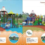 南村梦磊儿童滑梯广州玩具图片