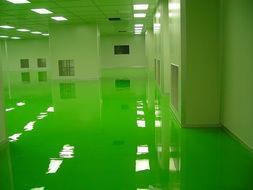 供应杭州环氧树脂防滑型地坪图片