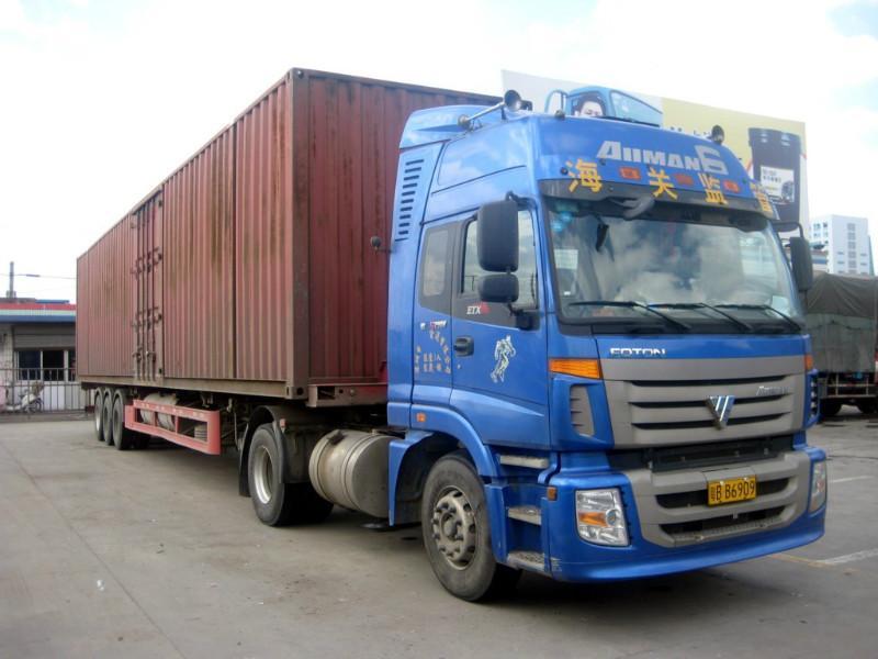 供应惠州到重庆万州物流公司图片