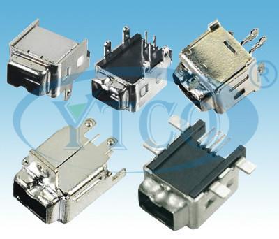 供应IEEE1394插座系列
