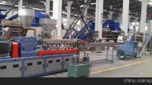 供应贝尔机械SJ120回收塑料造粒图片