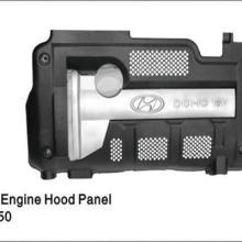 供应现代伊兰特发动机盖板批发