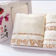 浴巾方巾图片