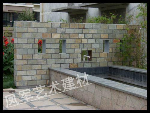 供应文化石生产    文化石   背景墙