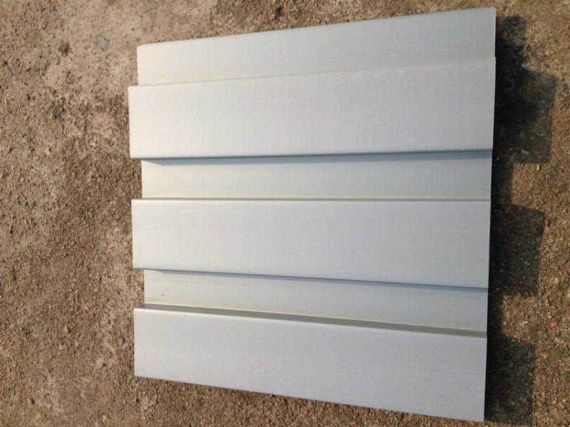 供应生态木金属灰长城板