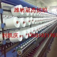 环锭纺人棉纱30支图片