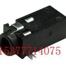 PJ-218 3.5mm音频插座 耳机插座结构 耳机插座接线
