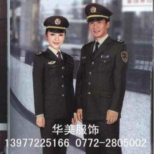 南宁保安制服图片