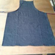 玉林牛仔围裙图片