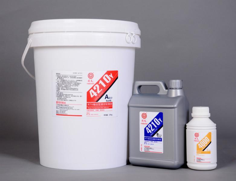 供应单子电器灌封硅橡胶,RTV室温灌封胶水,电子电源电器灌封胶批发