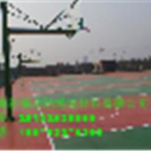 供应芜湖硅PU篮球场厂家报价现场浇筑图片